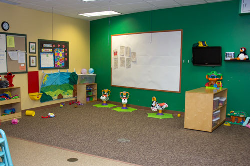Warm World Child Development Center - Bunny Room